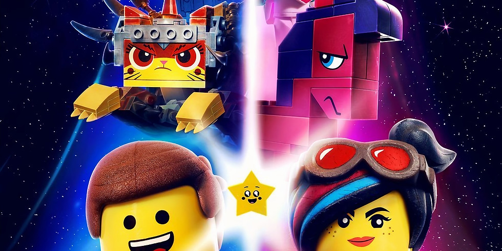 The Lego Movie 2, The Second Part & Lunch with CHEAHA Friends