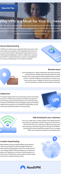 Why have a VPN?