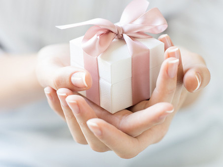 The Art of Gift Giving