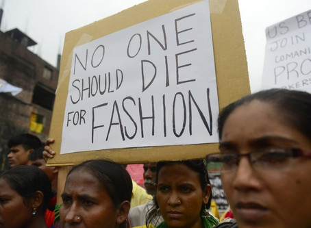 The TRUE cost of Fast Fashion