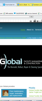 GFM Home Page with video