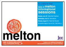 Shalom Austin Melton 2014