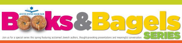 Shalom Austin Bagels Books Web Banner