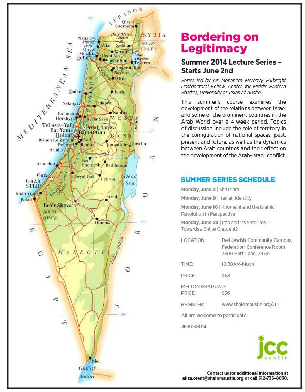 Shalom Austin JLL Flyer