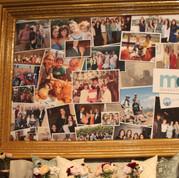 Mosaic 2015 framed backdrop