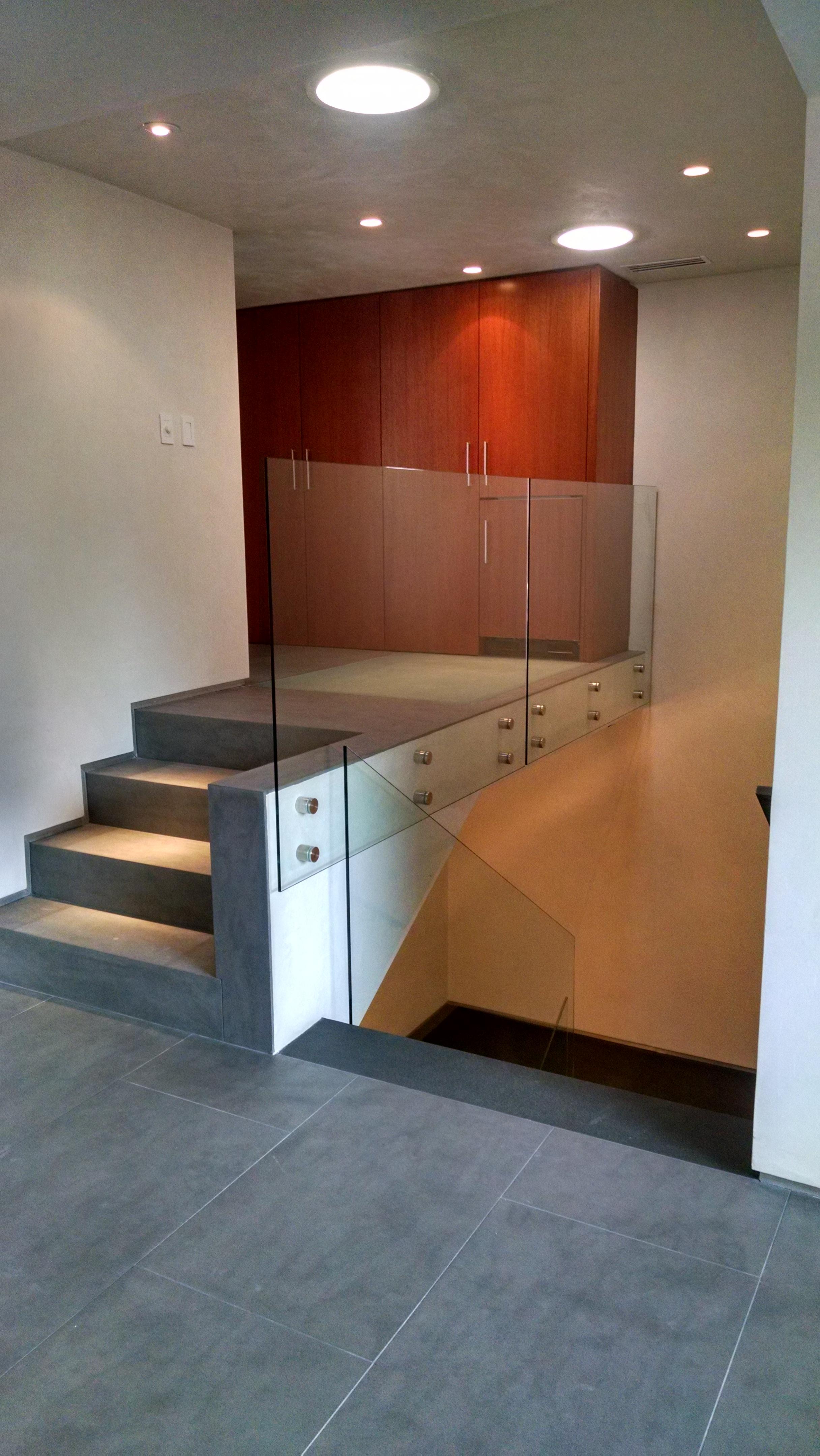 Stairway - Top Floor