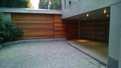 Garage Entrance