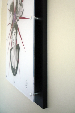 Side view of TAV Framing