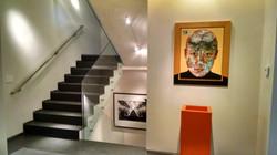 Stairway - Main Floor