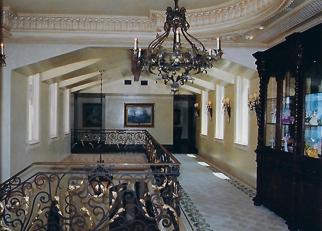 Upstairs Entry