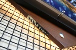 TAVART signature plaque