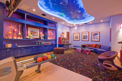Cosmic Bowling Alley