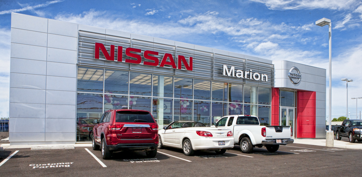 Nissan of Marion
