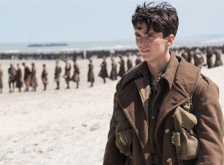 'Dunkirk': An Exercise in Restraint and Intensity