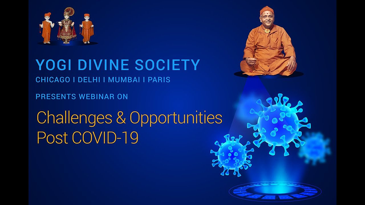 World after Covid'19 (Session 1) - Webinar by YDS