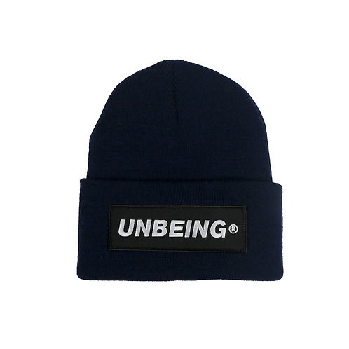 Solid Logo Patched Beanie