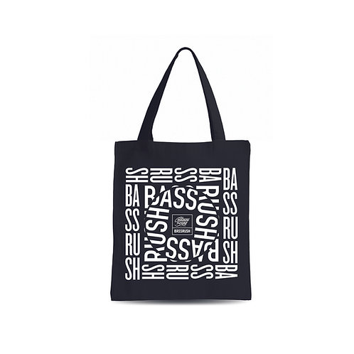 Uncommon Being X Bassrush Tote
