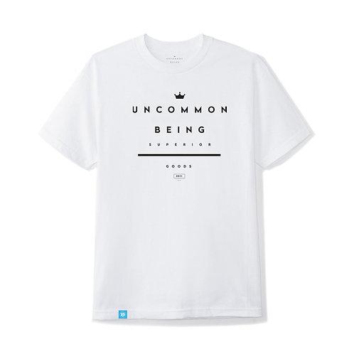Reign Supreme in White t-shirt