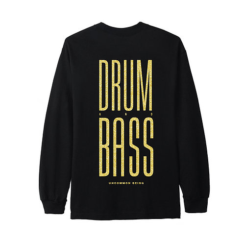 Gilded dnb L/S T-shirt