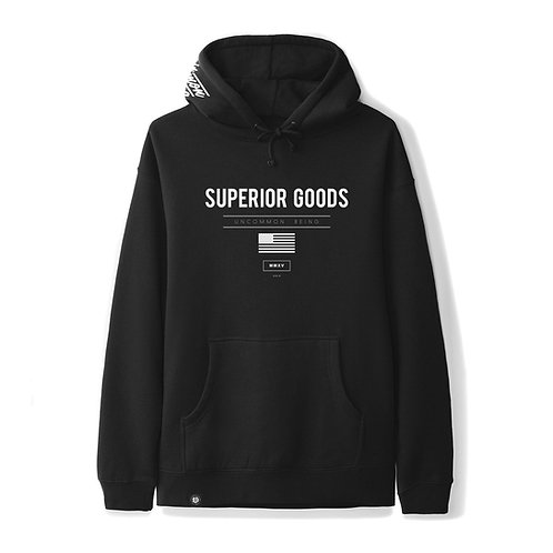 The Superior Goods Hoodie