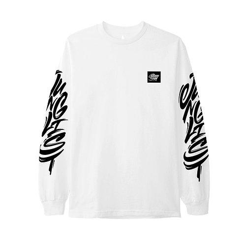 Junglist script 2.0 L/S T-shirt
