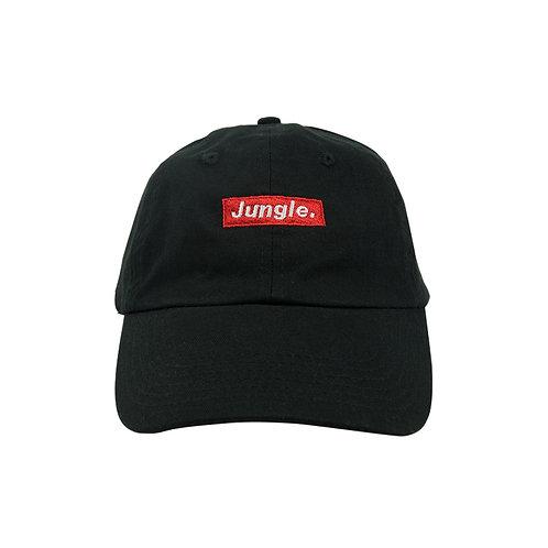 Junglist Essential Cap Black