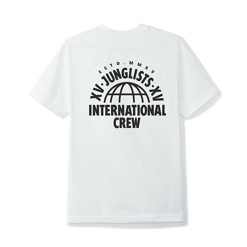 International Crew Tee