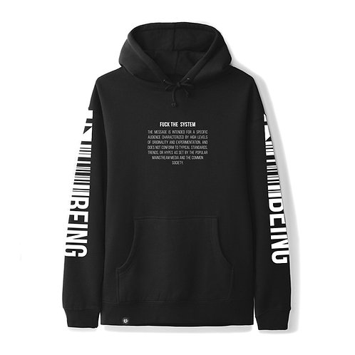 The FTS Hoodie (Reissue 2015)
