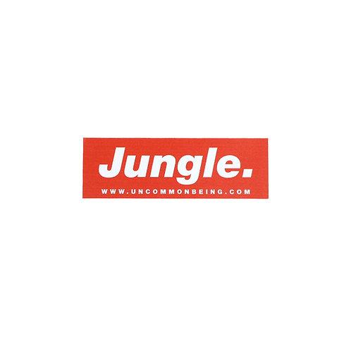 Jungle Box Stickers (5 per pack)