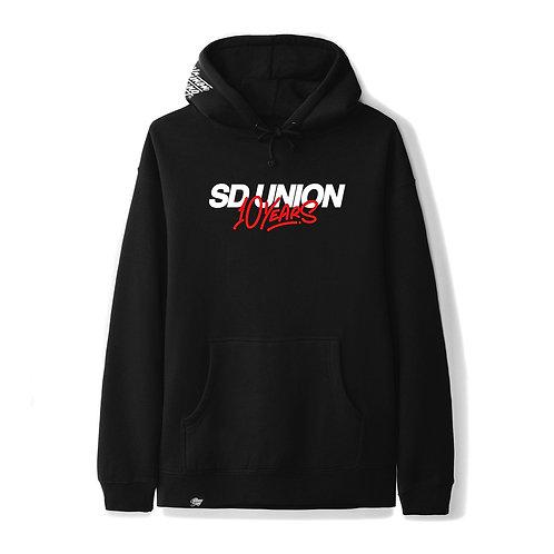 UB X SD Union 10 years Hoodie