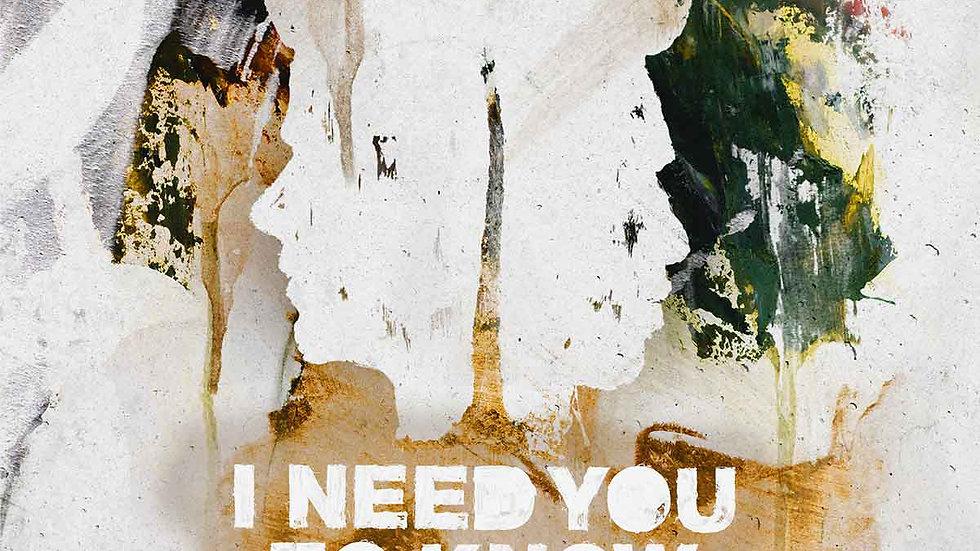 "Armin Van Buuren x Nicky Romero - I Need You To Know (DJ ""D.O.C."" Remix)"