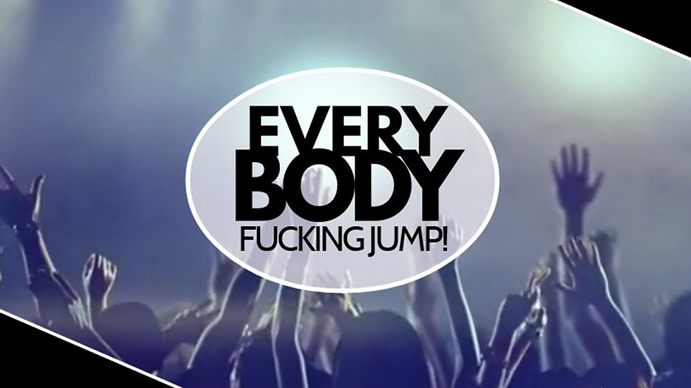 """DJ """"D.O.C."""" - Everybody Fucking Jump (Original Mix)"""