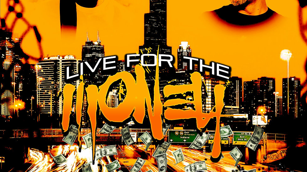 """DJ """"D.O.C."""" - Live For The Money Featuring Michael Mayo (Original Mix)"""