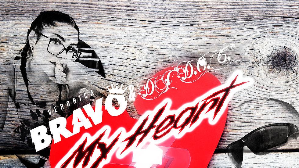 "DJ ""D.O.C."" - My Heart Featuring Veronica Bravo (Original Mix)"