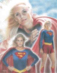Helen Slater Supergirl Illustration_SM w