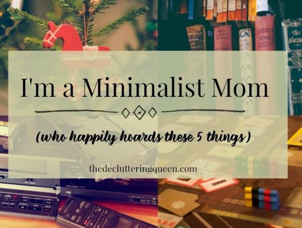 Minimalist Mom