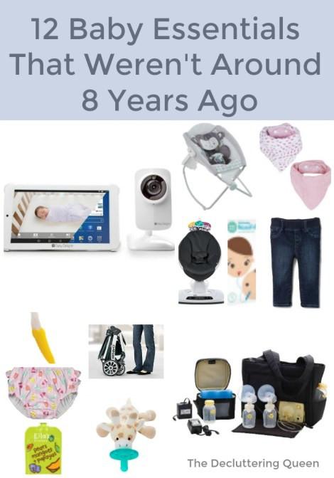 Baby Gear Must Have Essentials