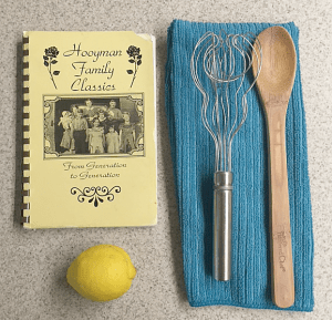 Family cookbooks are the BEST!