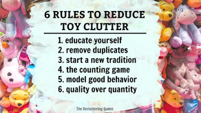 """Decluttering Your Kids Toys (Without Being """"that"""" Mom) – 6 Rules to Reduce Clutter"""