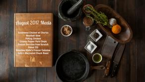 The Decluttering Queen's Freezer Meal Workshop Series – August 2017