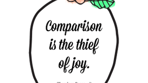 4 Quotes that Helped Me Stop Comparing Myself to Others