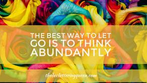 It's OK to Let It Go