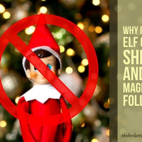 Why I Banned Elf on the Shelf… and the Magic that Followed