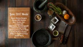 The Decluttering Queen's Freezer Meal Workshop Series – June 2017