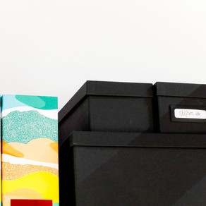 5 Rules of Storage Boxes
