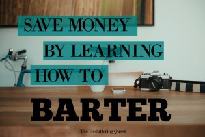 Helpful Tips on how to Barter Goods with others