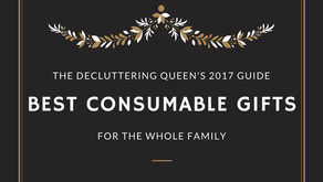 The BEST Consumable Gift List for the Whole Family
