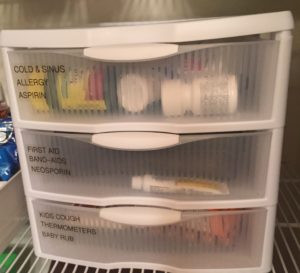Best Way to Organize Medicines