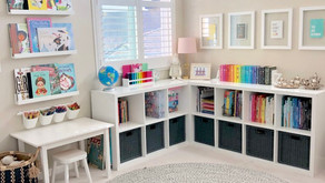 20 Cute & Tidy Playrooms