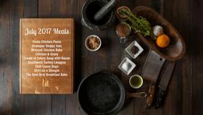 The Decluttering Queen's Freezer Meal Workshop Series – July 2017